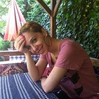 Photo taken at Lak Lak Cafe by Gökçe K. on 5/4/2013
