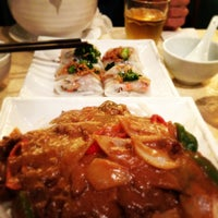 Photo taken at Jiang Shan Hui Chinese Cuisine 江山薈京川滬菜館 by Marina A. on 5/14/2013