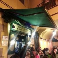 Foto tomada en Chocolatería San Ginés por flaquito el 12/27/2012