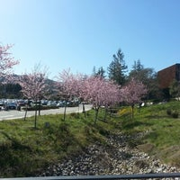 Photo taken at Foothill College by Dina A. on 2/27/2013