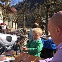 Photo taken at Historische Gaststätte St. Bartholomä by Angie 🐾 on 3/28/2016