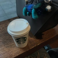 Photo taken at Starbucks by Angie 🐾 on 1/26/2018
