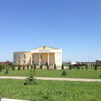 Photo taken at Дом Правосудия by Vladimir on 6/14/2013