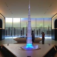 Photo taken at Burj Khalifa by Vladimir on 6/19/2013