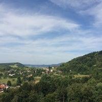 Photo taken at Český Ráj by Radek Z. on 8/27/2015