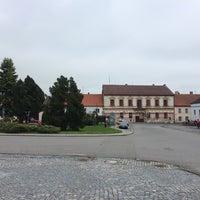 Photo taken at Jistebnice by Radek Z. on 5/17/2014