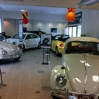 Photo taken at Patrick Volkswagen by Jan B. on 3/11/2013