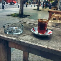 Photo taken at Çevre Çay Ocaği by Yiğithan L. on 4/9/2016