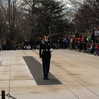 Photo taken at Changing of the Guard by dwayne m. on 3/13/2013