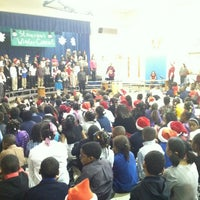 Photo taken at Champions at Adlai E. Stevenson Elementary School by Bstyles T. on 12/21/2012