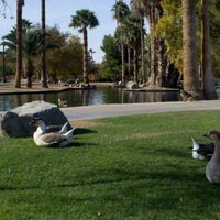 Photo taken at Encanto Park by Zachary L. on 11/30/2012