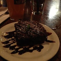 Photo taken at Post Street Ale House by Johnna M. on 1/22/2013