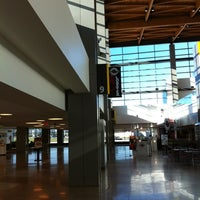 Photo taken at Portland International Jetport (PWM) by Kyle H. on 11/18/2012