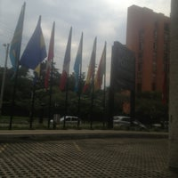 Photo taken at Four Points by Sheraton Medellin by Manuel Jose M. on 2/12/2013