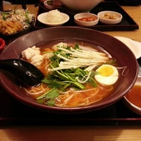 Photo taken at 복진면 by Sophie Y. on 12/26/2012