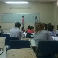 Photo taken at Facultad de Ciencias Administrativas by Ricardo C. on 7/13/2015