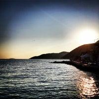 8/10/2013 tarihinde Soner K.ziyaretçi tarafından Olympos Mocamp Beach Club'de çekilen fotoğraf