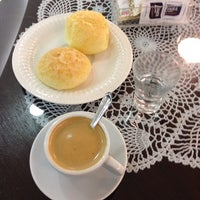 Photo taken at Café Maria by Rogério Ferreira D. on 9/19/2014