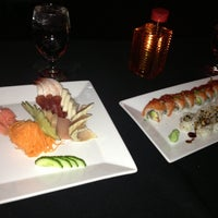 Photo taken at Seven Steakhouse Sushi Ultralounge &  Skybar by Taylor S. on 2/1/2013