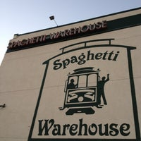 Photo taken at Spaghetti Warehouse by Emily D. on 12/18/2012