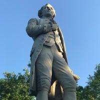 5/19/2017にJohn D.がAlexander Hamilton Statueで撮った写真