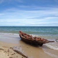 Photo taken at Baan Tai Beach by Arseniy K. on 10/1/2012