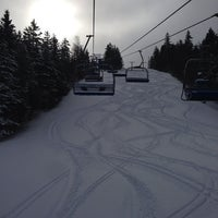 Photo taken at Poley Mountain by Corms on 2/19/2014
