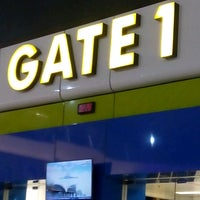 Photo taken at Gate 1 by Isran A. on 9/10/2016