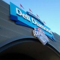 Photo taken at Dell Diamond by Katrina D. on 5/19/2013