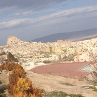 Photo taken at Nevşehir by 'Fazilet D. on 12/12/2014
