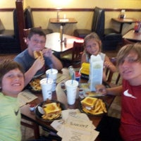 Photo taken at Zaxby's Chicken Fingers & Buffalo Wings by Rosalie G. on 7/31/2013
