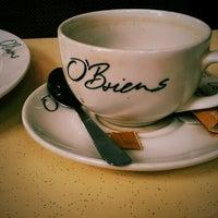 Photo taken at O'Briens Irish Sandwich Cafe by Huzairi H. on 12/18/2012