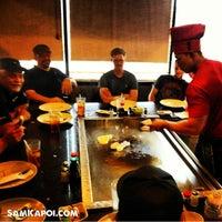 Photo taken at Ichiban Japanese Steakhouse by Sam K. on 7/24/2013