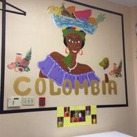 Photo taken at Cafeteria las Palmas by Margarita M. on 10/6/2013