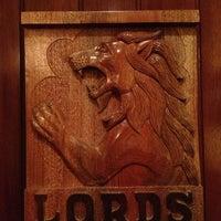 Photo taken at The Lion & Rose British Restaurant & Pub by kazim on 6/27/2013