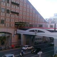 Photo taken at Korakuen Station by Jason G. on 1/20/2013