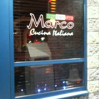 Photo taken at Ristorante Marco by Taylor E. on 1/14/2013