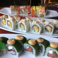 Photo taken at Sushi Itto by Danny O. on 7/13/2013