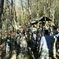 Photo taken at Evo Paintball by Halil İbrahim K. on 12/5/2015