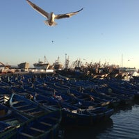 Photo taken at Essaouira by Beppe Zanni on 1/3/2013