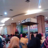 Photo taken at Hotel Delta Sinar Mayang by Ghaffaar A. on 12/15/2013