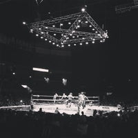 Photo taken at Arena México by Miguel L. on 3/27/2013