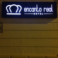 Photo taken at Hotel Encanto Real by Juan Sebastian R. on 9/14/2015