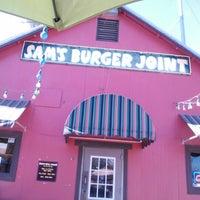 Photo taken at Sam's Burger Joint by Tashala D. on 2/8/2013