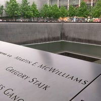 Photo taken at 9/11 Tribute Center by Alejandra D. on 5/28/2017