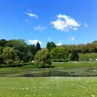 Foto tomada en Parc de Woluwepark por Cédric P. el 6/2/2013