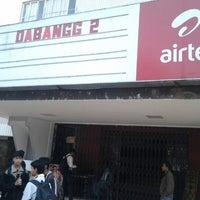 Photo taken at Keshari Talkies (Cinema Hall) by Suman P. on 12/28/2012