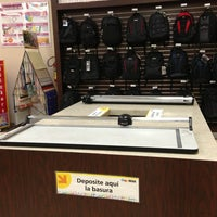 Photo taken at Office Max by Edgar M. on 6/5/2013