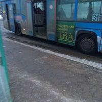 Photo taken at Остановка у Техношока by Андрей Т. on 2/11/2016