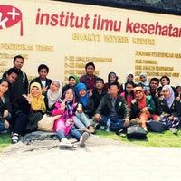 Photo taken at Institut Ilmu Kesehatan - IIK Bhakti Wiyata Kediri by Anila O. on 2/5/2013